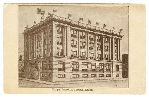 Capper building, Topeka, KS - Page