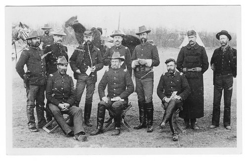 U.S. Seventh Cavalry - Page