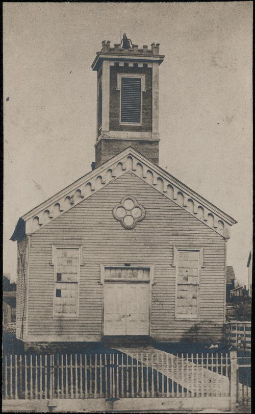 Kansas Avenue Methodist Episcopal Church - Page