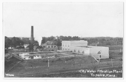 City water filtration plant, Topeka, Kansas - Page