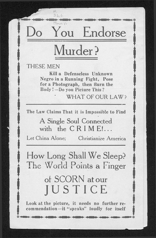 Do you endorse murder? - Page