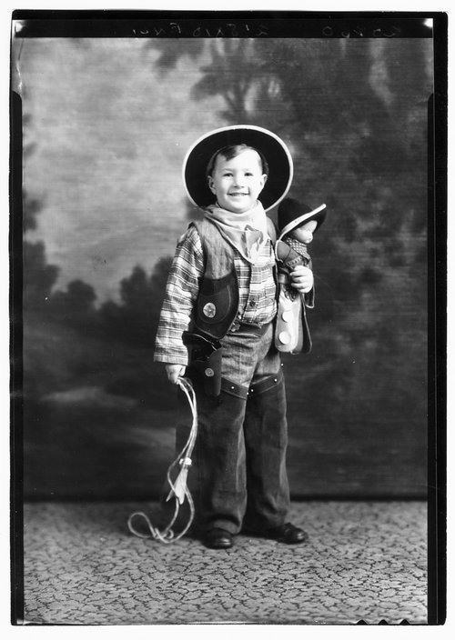 Young cowboy - Page