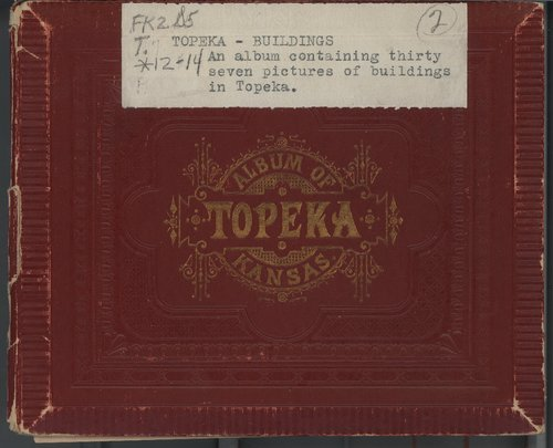 Album of Topeka, Kansas - Page