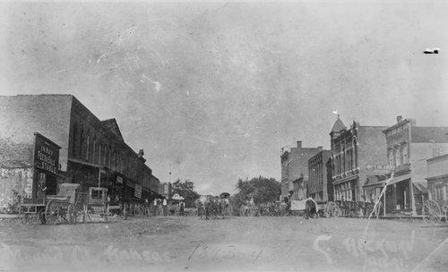 Mound City, Kansas - Page
