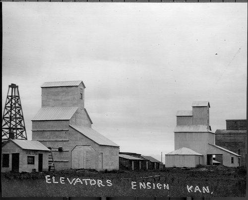Elevators, Ensign, Kansas - Page