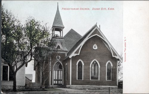 Presbyterian Church, Dodge City, Ford County, Kansas - Page