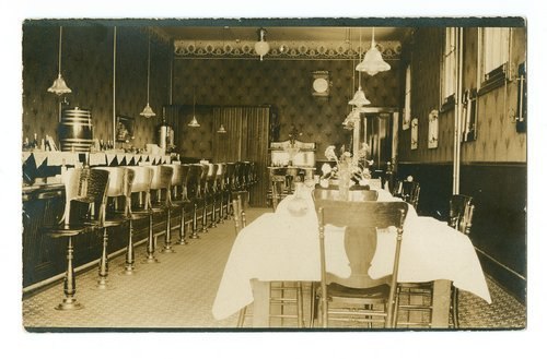 Oxford Cafe, Topeka, Kansas - Page