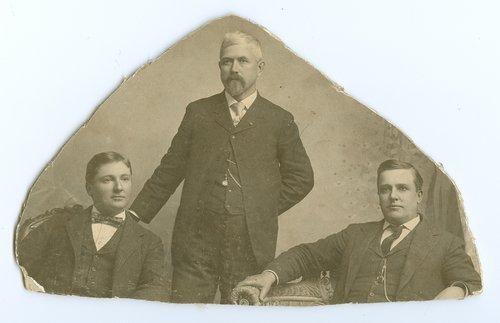 Cyrus Leland, Jr., Governor  Willis J. Bailey, & Judge W. Stuart - Page