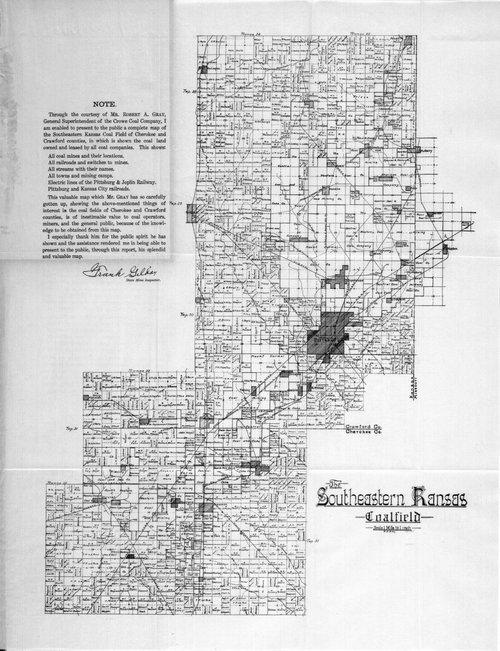 The southeastern Kansas coalfield - Page