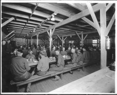 Camp Funston, Fort Riley, Kansas - Page
