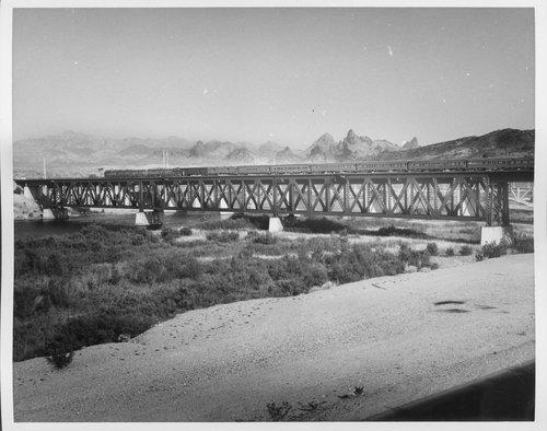 Atchison, Topeka & Santa Fe Railway Company's Chief', Needles, California - Page