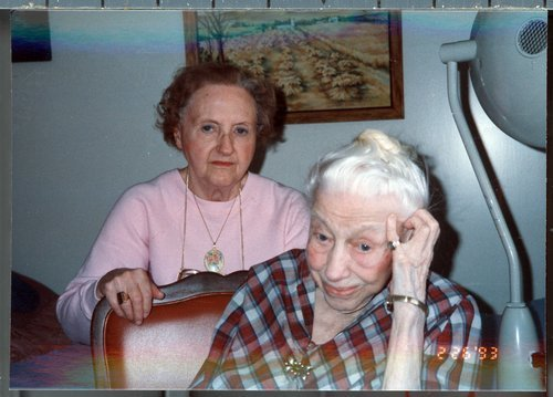 Avis Chitwood and Janice Gartrell - Page