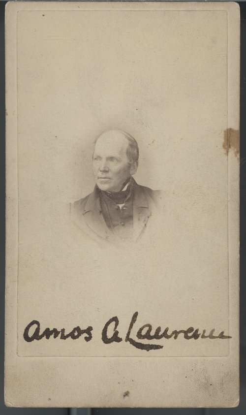 Amos Adams Lawrence - Page
