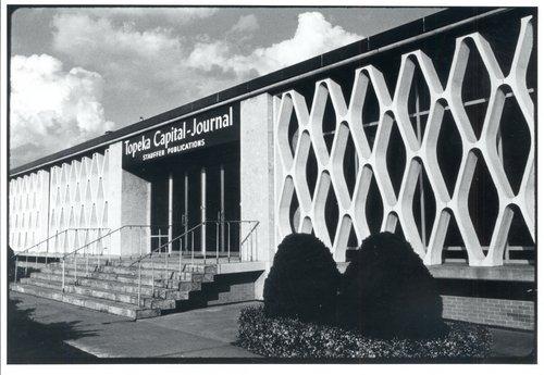 Topeka Capital-Journal, Topeka, Kansas - Page