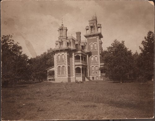 Stone's Folly, Topeka, Kansas - Page