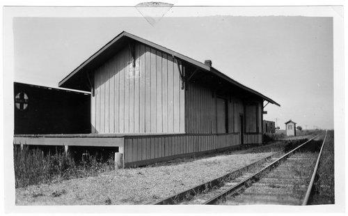 Gulf, Colorado & Santa Fe Railway depot, Sachse, Texas - Page