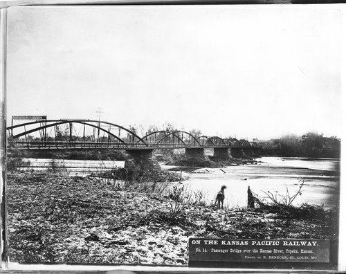 Kansas Avenue Bridge, Topeka, Kansas - Page