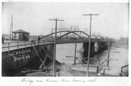Kansas Avenue Bridge, Topeka, Kansas - Page