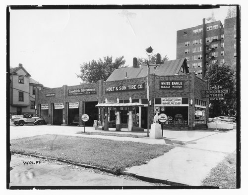 Holt & Son Tire Company, Topeka, Kansas - Page