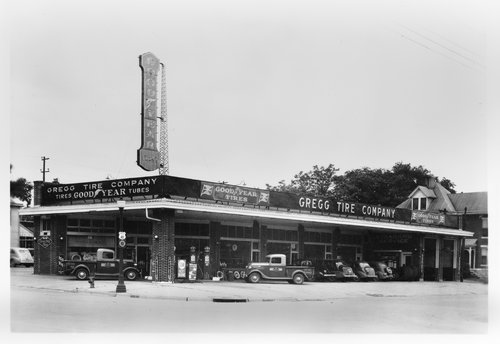 Gregg Tire Company, Topeka, Kansas - Page