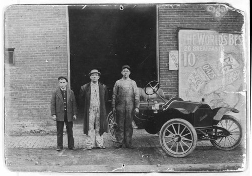 J.W. Seery's garage, Topeka, Kansas - Page