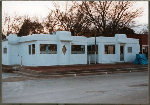 Valentine diner buildings, Enterprise, Kansas - Page