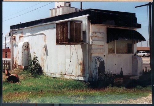 Greenspot, Valentine diner building, Anthony, Kansas - Page