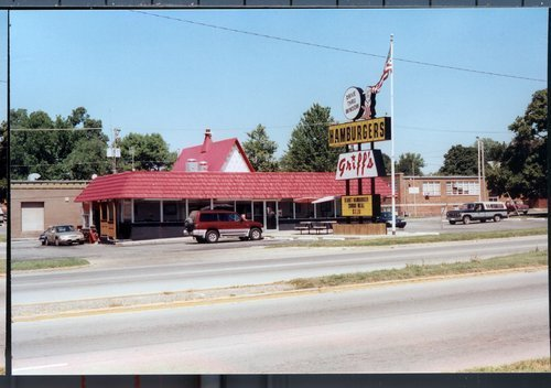 Griff's Hamburgers, Sedalia, Missouri - Page
