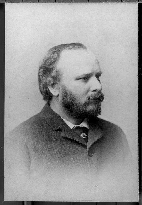 Dr. Samuel Wendell Williston - Page