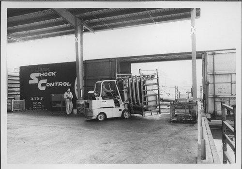 Atchison, Topeka & Santa Fe Railway Company high cube boxcar - Page