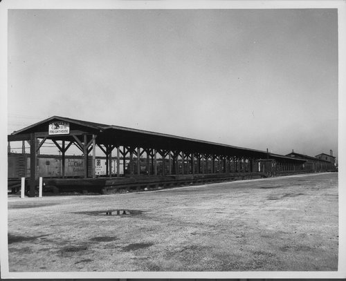 Atchison, Topeka & Santa Fe Railway Company freight house, Corwith, Illinois - Page