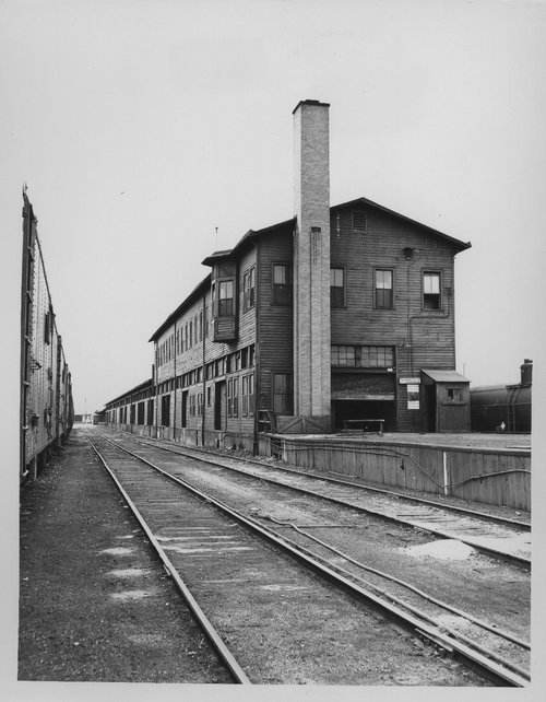 Atchison, Topeka & Santa Fe Railway Company freight yard, Corwith, Illinois - Page