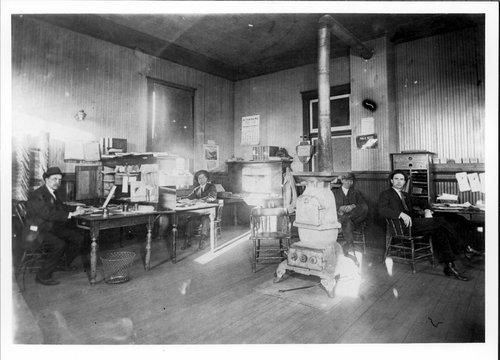 Atchison, Topeka & Santa Fe Railway Company depot, Lubbock, Texas - Page