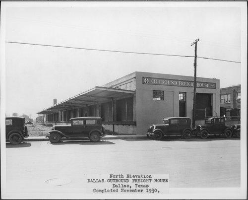 Atchison, Topeka & Santa Fe Railway Company freight house, Dallas, Texas - Page