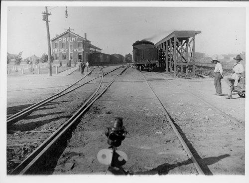 Kansas City, Mexico, & Orient Railway freight station, San Angelo, Texas - Page