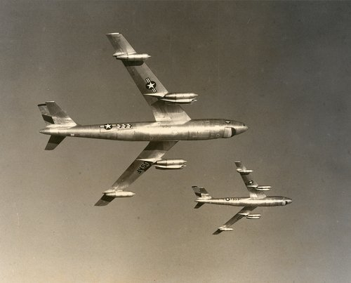 Boeing B-47 Stratojet - Page
