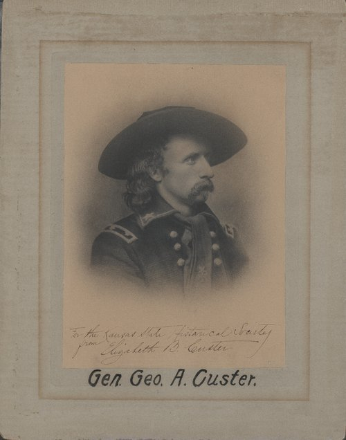 George Armstrong Custer - Page
