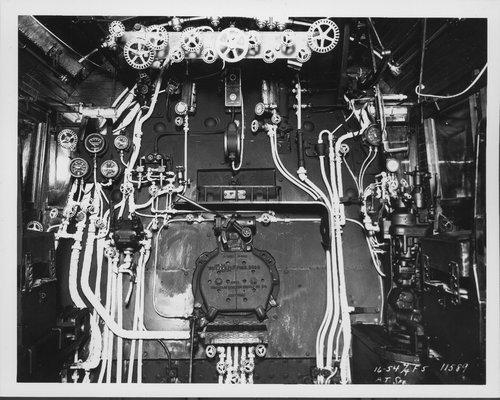 Atchison, Topeka & Santa Fe Railway Company's steam locomotive - Page
