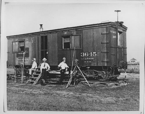 Atchison, Topeka & Santa Fe Railway Company engineers - Page