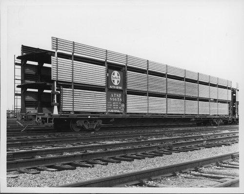 Atchison, Topeka & Santa Fe Railway autoveyor - Page