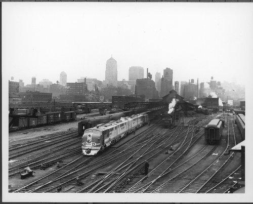 Atchison, Topeka & Santa Fe Railway Company's Chief, Chicago, Illinois - Page