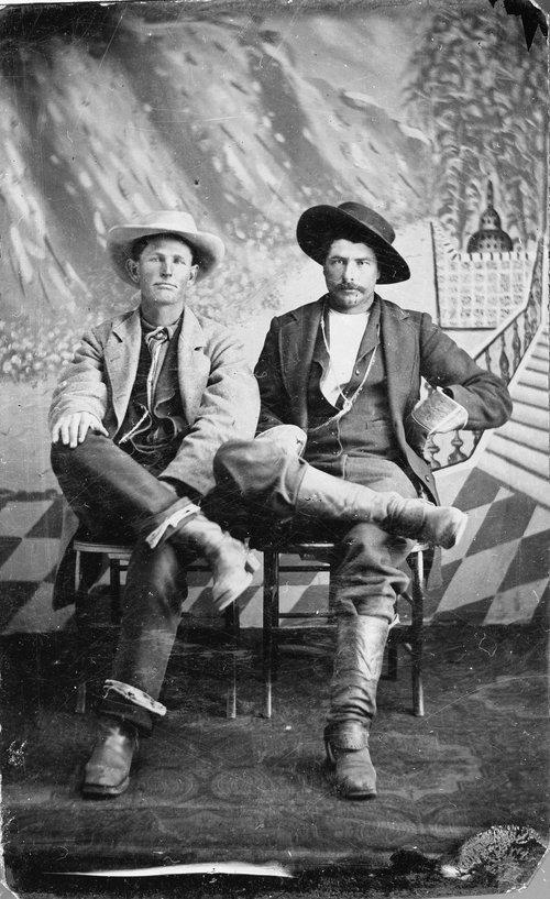 Cowboys - Page