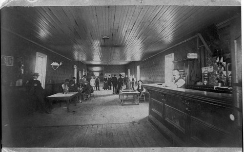 Varieties dance hall, Dodge City, Kansas - Page