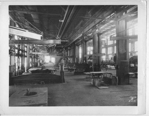 Gulf Colorado & Santa Fe Railway Company shop, Cleburne, Texas - Page