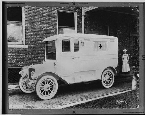 Ambulance, Topeka, Kansas - Page