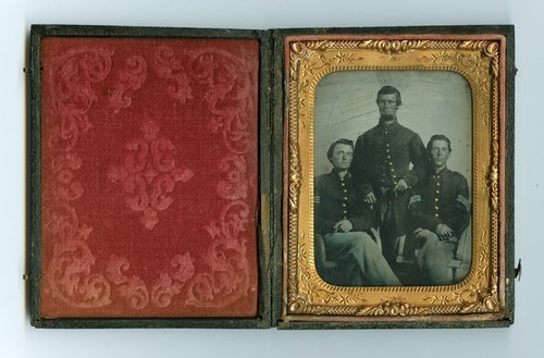 James W. Reavis, Joseph Forrest and James W. Smith. - Page