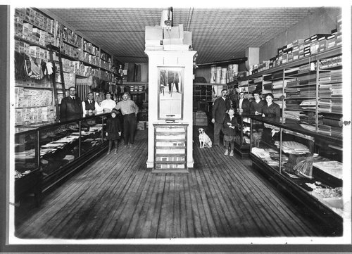 Percival and Sons store, Hoxie, Kansas - Page