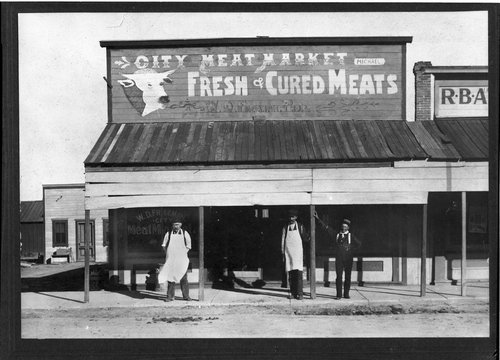 City Meat Market, Hoxie, Kansas - Page