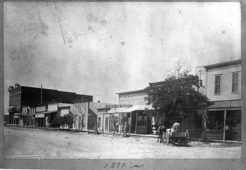 Main Street, Hoxie, Kansas - Page