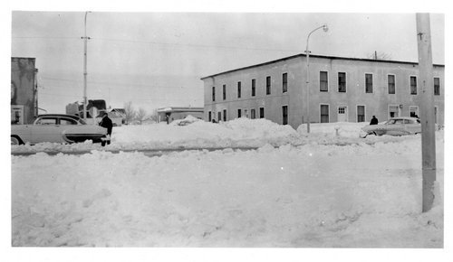 Snow, Hoxie, Kansas - Page